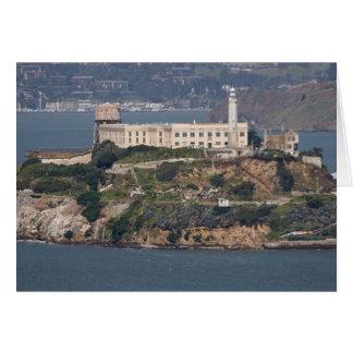 Alcatraz Island 2 Greeting Card