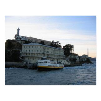 Alcatraz Island 3 Postcard