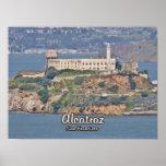 Alcatraz Island California Print