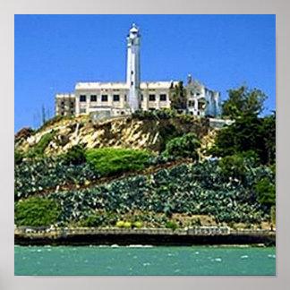 Alcatraz Island Print