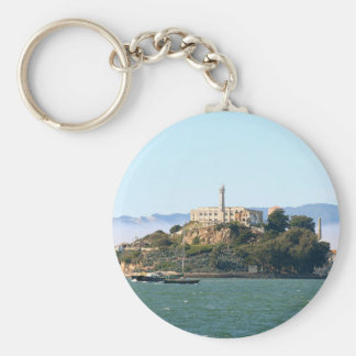 Alcatraz Key Ring