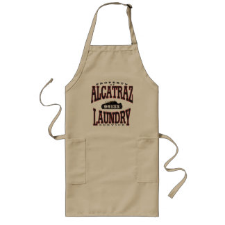 alcatraz laundry long apron