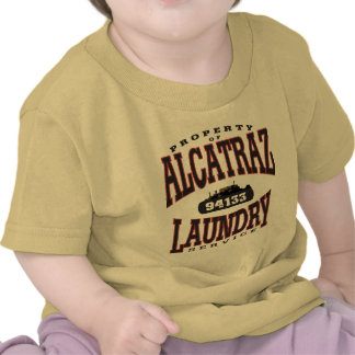 alcatraz laundry shirt