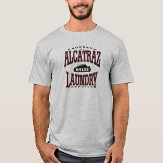 alcatraz laundry T-Shirt