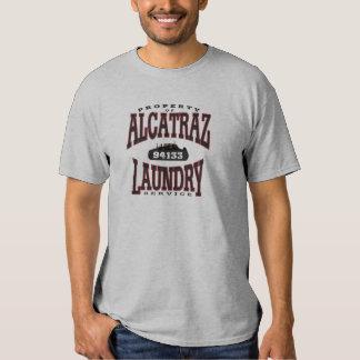 alcatraz laundry t-shirts