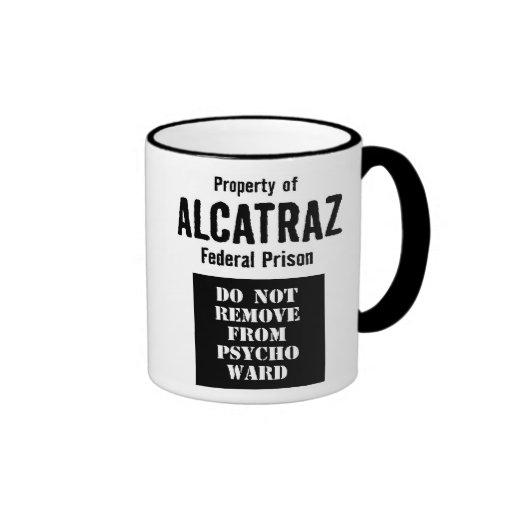Alcatraz Mug