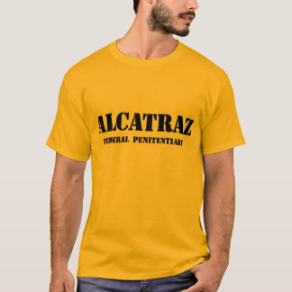 Alcatraz official merchandise T-Shirt