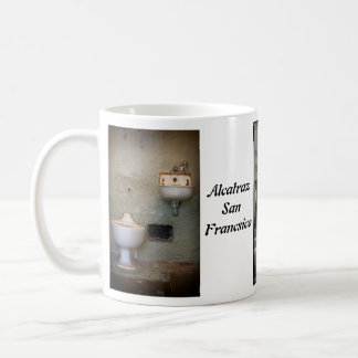 Alcatraz Prison Cell Coffee Mug