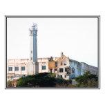 Alcatraz Prison Flyer