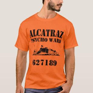Alcatraz Psycho Ward (Personalised) T-Shirt