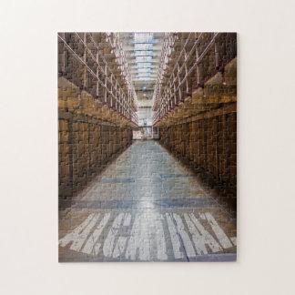 Alcatraz puzzle