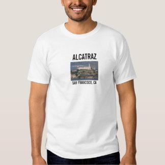 ALCATRAZ , SAN FRANCISCO, CA SHIRT