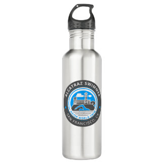 Alcatraz Swimmer stainless steel bottle 710 Ml Water Bottle