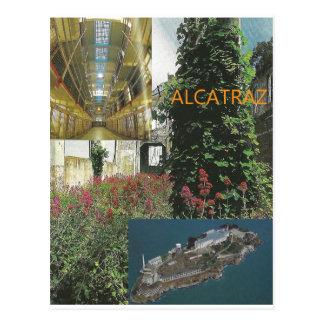 Alcatraz Tour Item Postcard