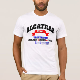 Alcatraz Triathlon T-Shirt