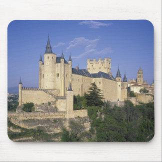 Alcazar Segovia Castile Leon Spain Mousepads