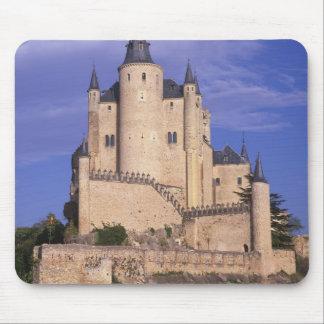 Alcazar, Segovia, Castile Leon, Spain, Unesco Mouse Mat