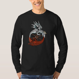 Alchemical Wheel of Fortune T-Shirt