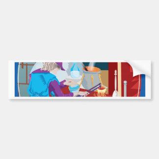 alchemist bumper sticker