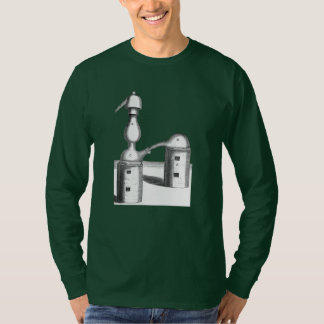 Alchemy Distillation Tools Front and Back T-Shirt