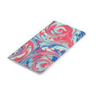'Alchemy' marbled notebook Journals
