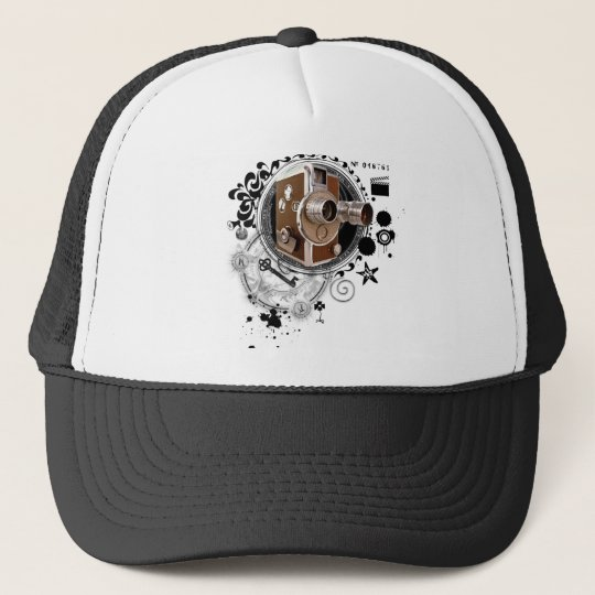 Alchemy of Filmmaking Image Trucker Hat