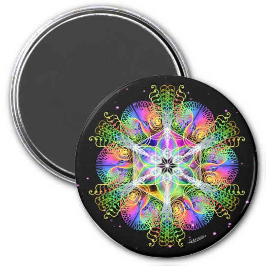 Alchemy of Joy Magnet