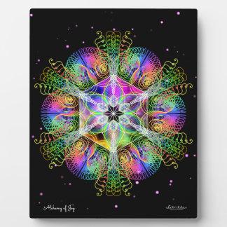 Alchemy of Joy Plaque