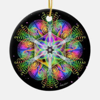 Alchemy of Joy/Wings of Expectation Christmas Ornament