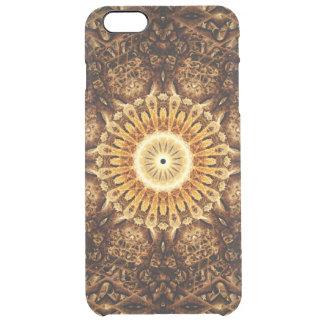 Alchemy of the Mind Mandala Clear iPhone 6 Plus Case