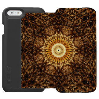 Alchemy of the Mind Mandala Incipio Watson™ iPhone 6 Wallet Case