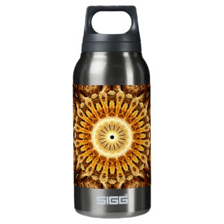 Alchemy of the Mind Mandala Insulated Water Bottle