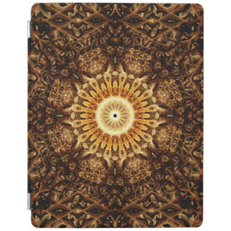 Alchemy of the Mind Mandala iPad Cover