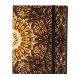 Alchemy of the Mind Mandala iPad Folio Case