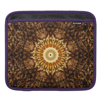 Alchemy of the Mind Mandala iPad Sleeve