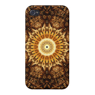 Alchemy of the Mind Mandala iPhone 4/4S Cover