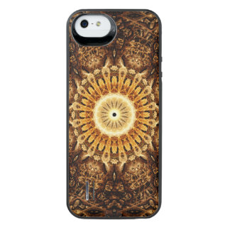 Alchemy of the Mind Mandala iPhone SE/5/5s Battery Case