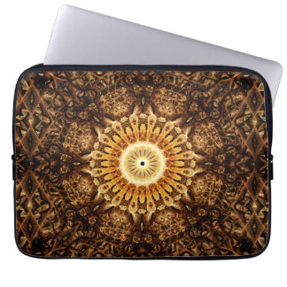 Alchemy of the Mind Mandala Laptop Sleeve