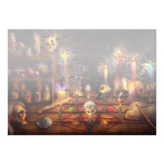 Alchemy - That old black magic Card