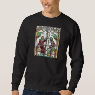 Alchemy Tools of Distillation Sweatshirt