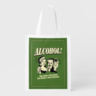 Alchohol: One Drink I feel Good