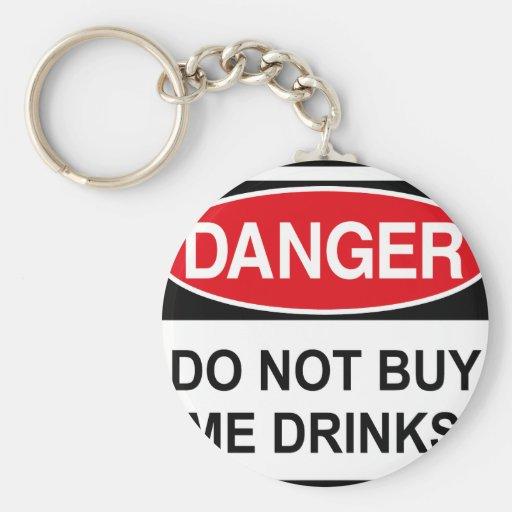 Alco-get Key Chain