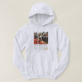 Alco Locomotives Make A Railroad Hoodie