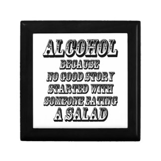 ALCOHOL - Because Gift Box