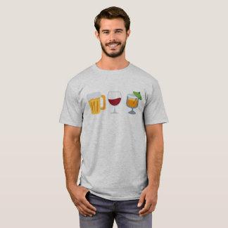 Alcohol Emoji T-Shirt