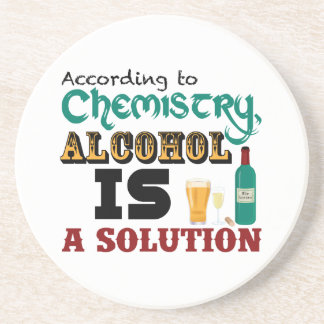 Alcohol is a Solution Coaster