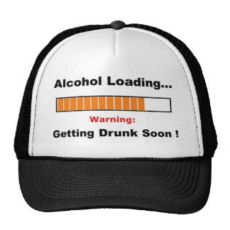 Alcohol Loading Full Hats