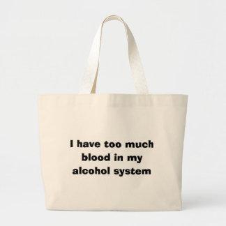 Alcohol System Bag