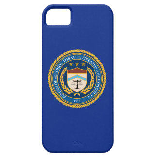 Alcohol Tobacco Firearms iPhone 5 Case