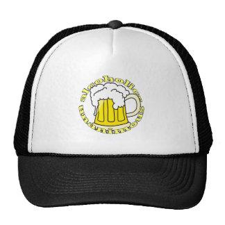 Alcoholics Unanimous Hat